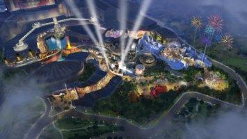 Malaysian theme park