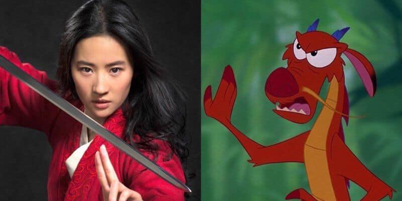 Mulan Mushu live action