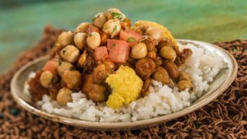 Madras Red Curry from India
