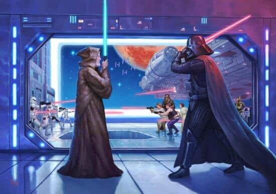 Obi-Wan's Final Battle