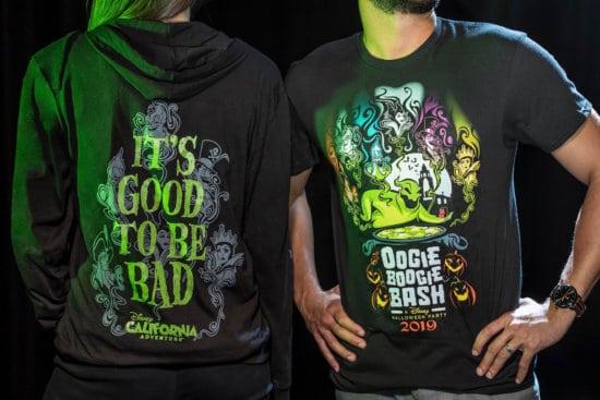 Disneyland Oogie Boogie Bash merchandise