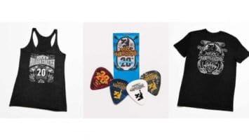 Rock 'N' Roller Coaster merchandise