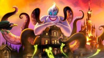 Ursula Halloween Disneyland Paris
