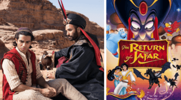 live-action Aladdin sequel