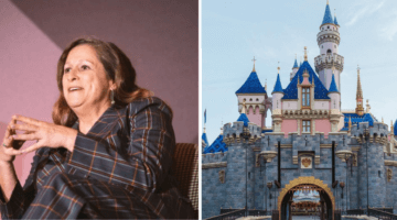 Abigal Disney sees Disneyland working conditions
