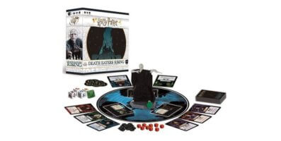 Harry Potter Death Eater Rising board game