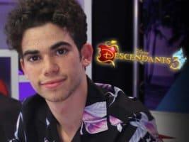 Cameron Boyce Descendants 3