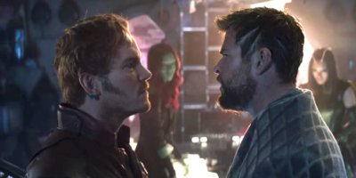 Guardians of the Galaxy Thor: Love and Thunder