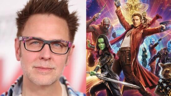 James Gunn and Guardians of the Galaxy