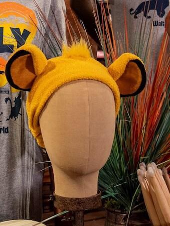The Lion King merchandise