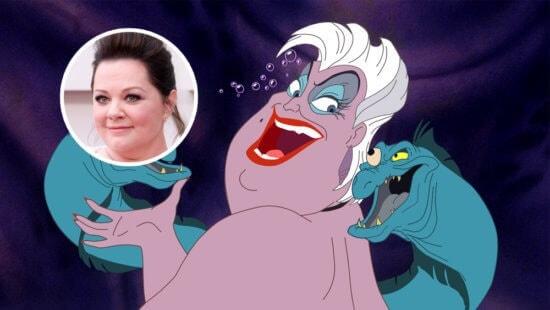 Melissa McCarthy as Ursula