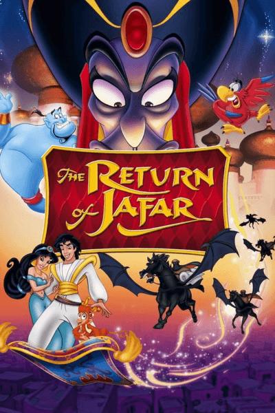 live-action Aladdin sequel - The Return of Jafar