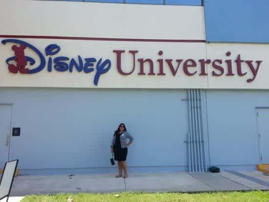 Disney College Program application