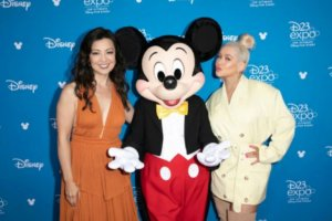 D23 Expo Christina Aguilera