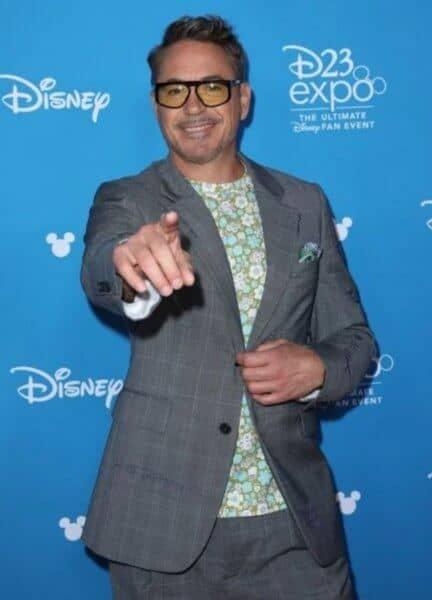 Robert Downey Jr. D23 Expo