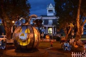 Disney Halloween Locations Halloweentown