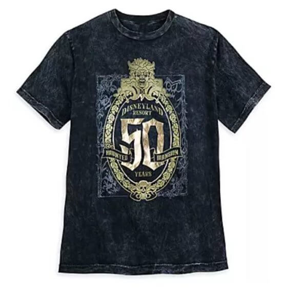 shopDisney Haunted Mansion 50th Mens 50th