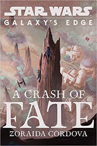 Star Wars Galaxy's Edge Crash of Fate