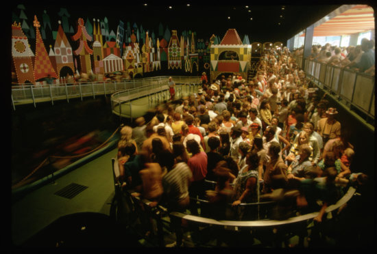 it's a small world 1972