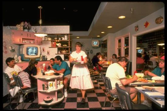 50's Prime Time Cafe 1987