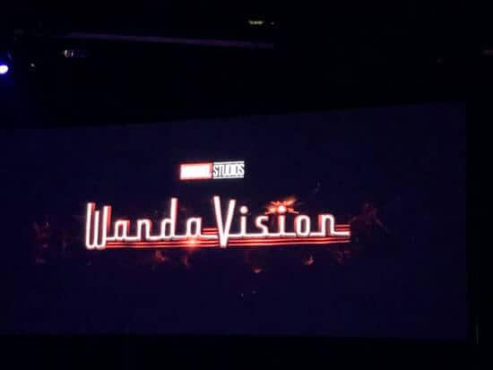 D23 Disney+ Panel announcements