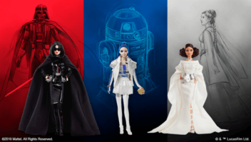 Barbie Star Wars Collection