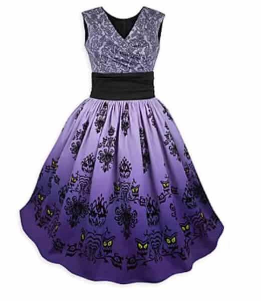 shopDisney Haunted Mansion 50th Wallpaper Dress