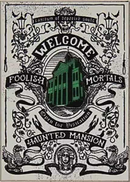 shopDiseney Haunted Mansion tarot