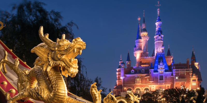 Shanghai Disney Resort Coronavirus