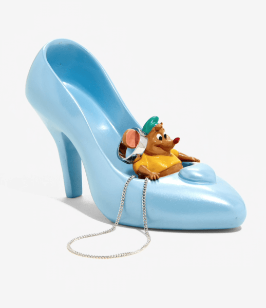 Disney Cinderella Shoe Trinket Tray