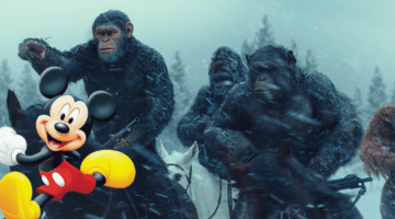 Disney Planet of the Apes