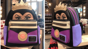 Evil Queen Loungefly