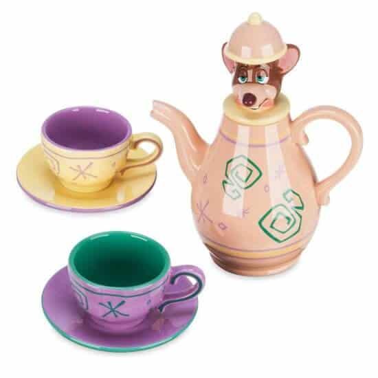 alice tea set