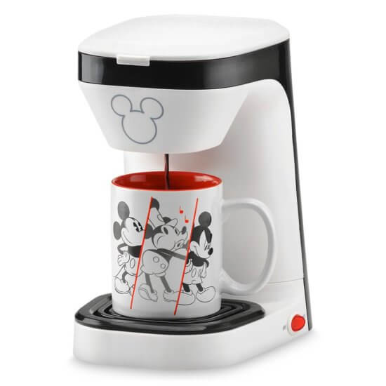 Disney coffee maker