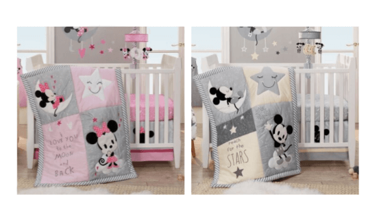 shopdisney crib bedding