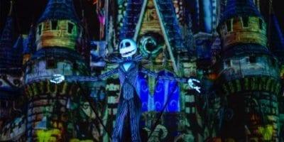 "Jack Skellington hosts ""Disney's Not So Spooky Spectacular"""