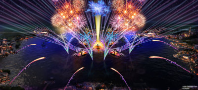 epcot nighttime spectacular