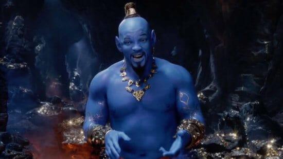"""Aladdin"" live-action remake"