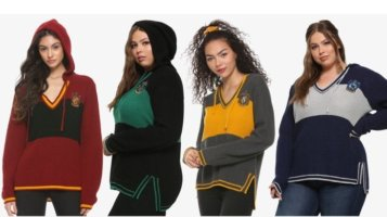 Harry Potter Hooded sweaters