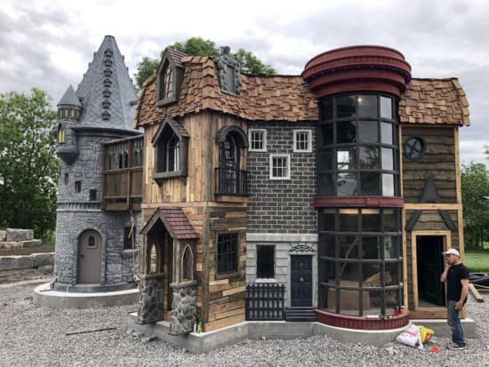 Harry Potter Wendy House