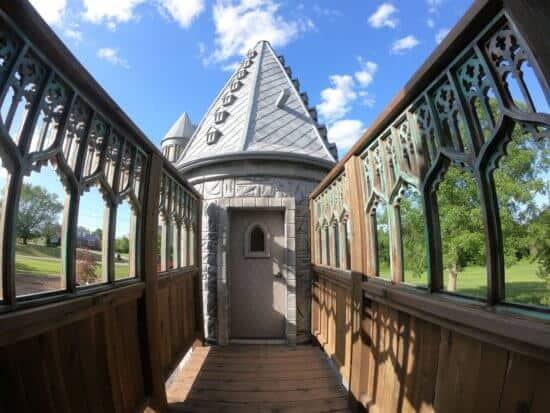 Harry Potter Wendy house bridge
