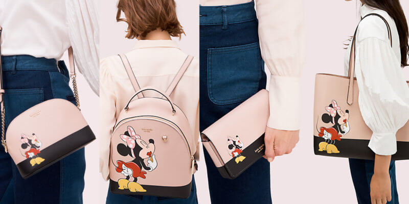 Minnie Mouse Kate Spade collection