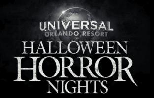 Halloween Horror Nights logo for Universal Orlando