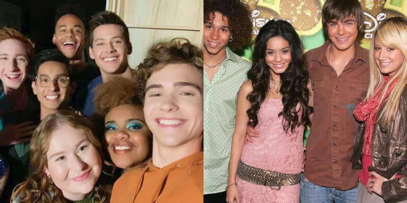 High School Musical Casts