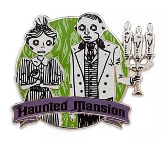 shopDiseney Haunted Mansion hosts