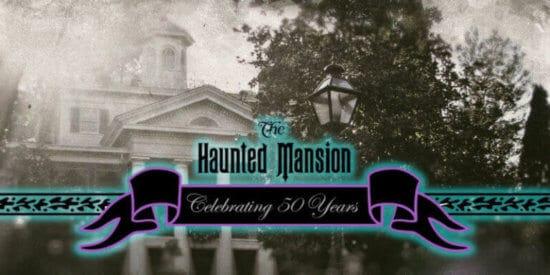 Haunted Mansion 50th