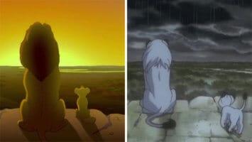 Lion King and Kimba screenshots