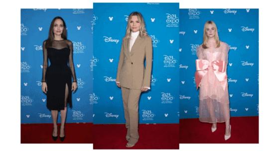 Maleficent actresses