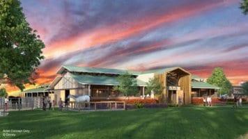 Walt Disney World Fort Wilderness Bars
