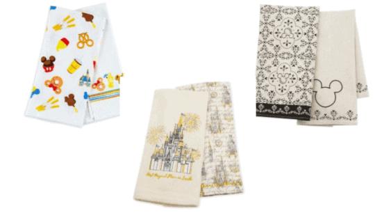 shop disney kitchen towels